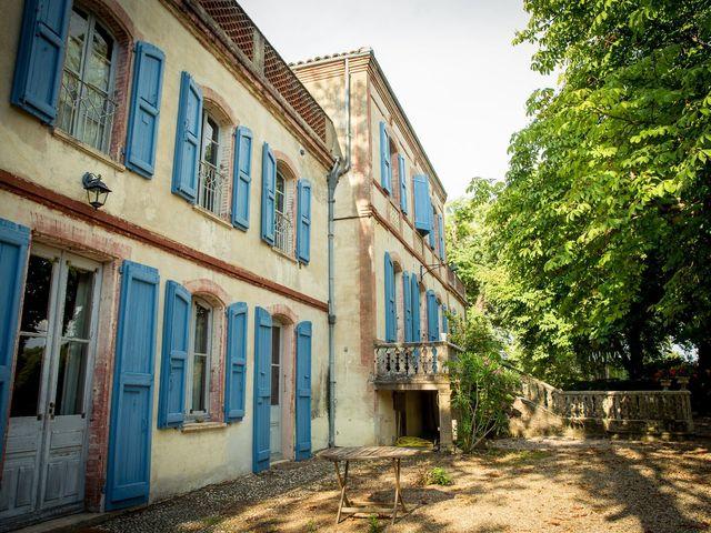 Le mariage de Loïc et Imane à Toulouse, Haute-Garonne 85