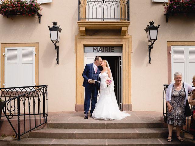 Le mariage de Alain et Laurence à Issenheim, Haut Rhin 5