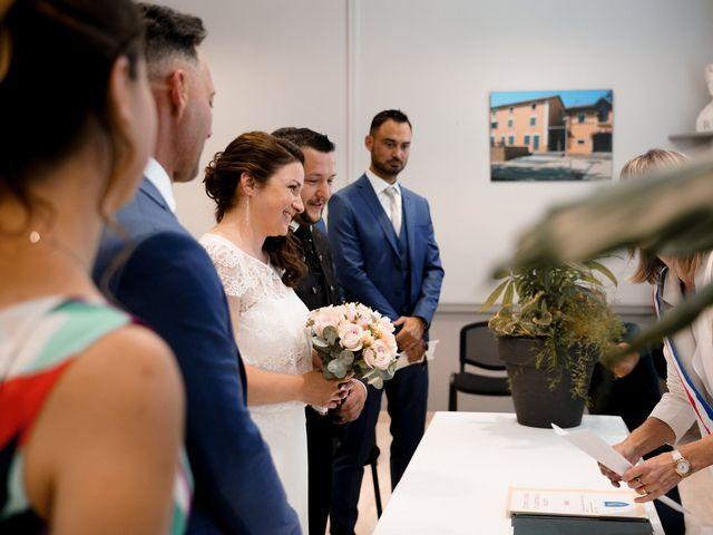 Le mariage de Vincent et Pauline à Légny, Rhône 1