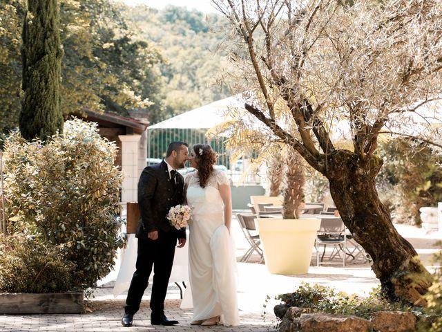 Le mariage de Vincent et Pauline à Légny, Rhône 15