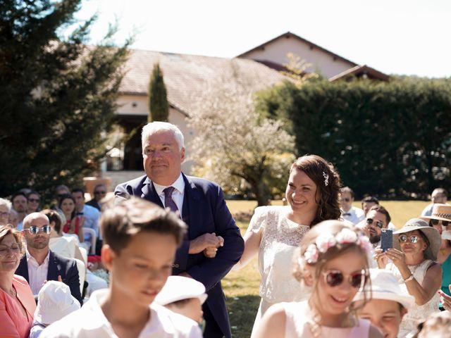 Le mariage de Vincent et Pauline à Légny, Rhône 19