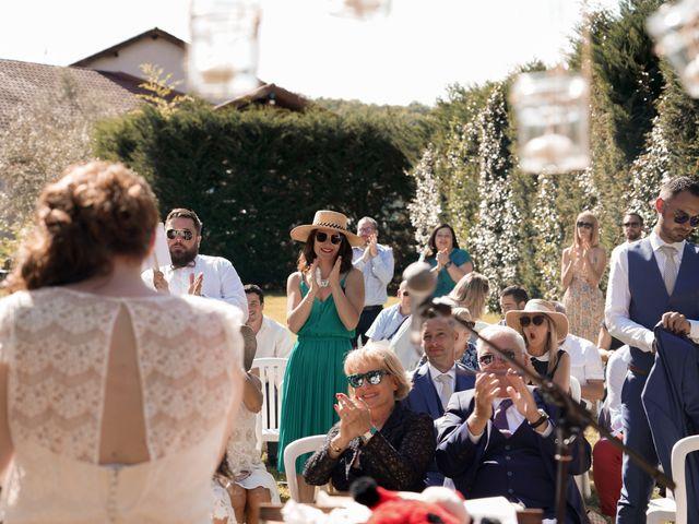Le mariage de Vincent et Pauline à Légny, Rhône 22