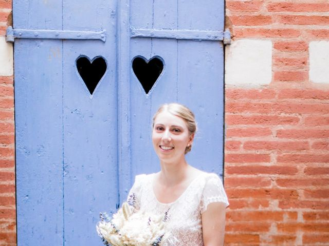 Le mariage de Antoine et Faustine à Rabastens, Tarn 14
