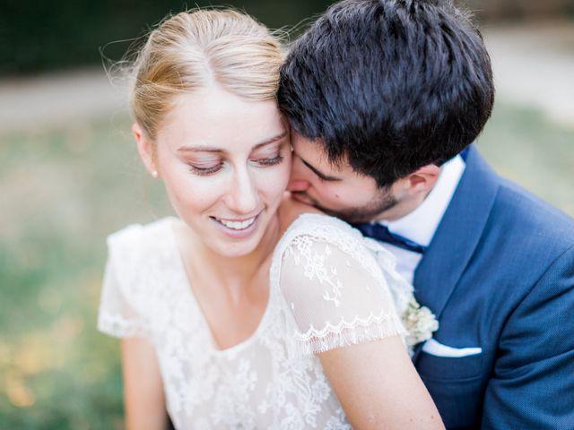 Le mariage de Faustine et Antoine