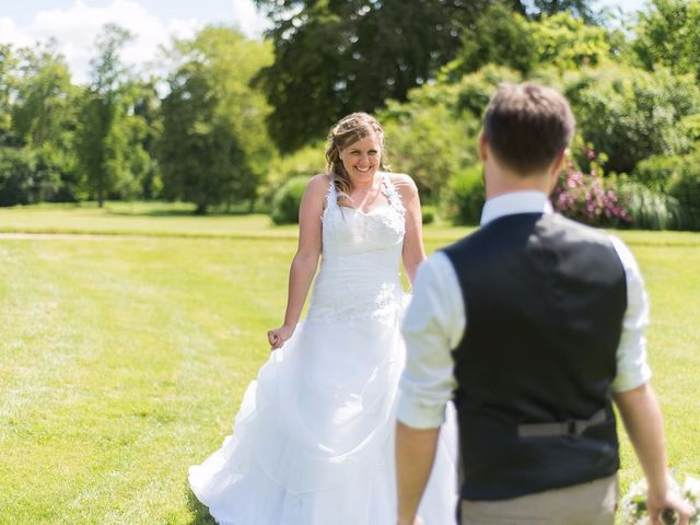 Le mariage de Benjamin et Lisbeth à Béthisy-Saint-Pierre, Oise 15
