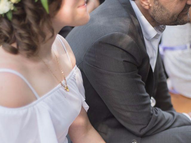 Le mariage de Benjamin et Lisbeth à Béthisy-Saint-Pierre, Oise 77