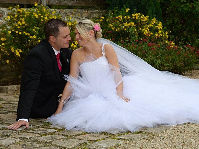 Le mariage de Sarah et Adrien à Livry-Gargan, Seine-Saint-Denis 3