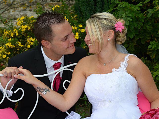 Le mariage de Sarah et Adrien à Livry-Gargan, Seine-Saint-Denis 4