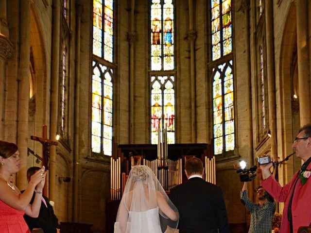 Le mariage de Sarah et Adrien à Livry-Gargan, Seine-Saint-Denis 8