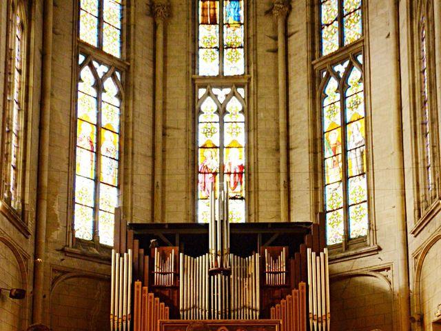 Le mariage de Sarah et Adrien à Livry-Gargan, Seine-Saint-Denis 10