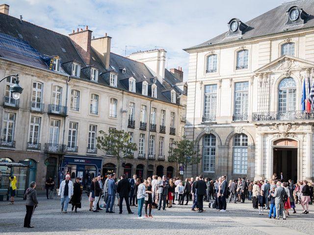 Le mariage de Sylvain et Sophie à Rennes, Ille et Vilaine 14