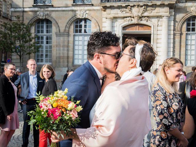 Le mariage de Sylvain et Sophie à Rennes, Ille et Vilaine 16