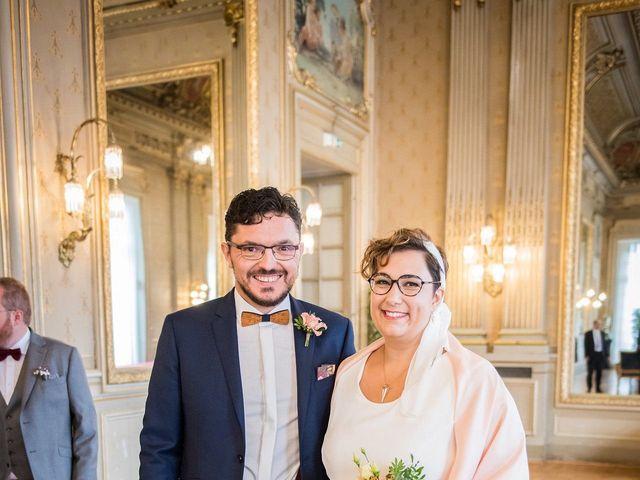 Le mariage de Sylvain et Sophie à Rennes, Ille et Vilaine 17