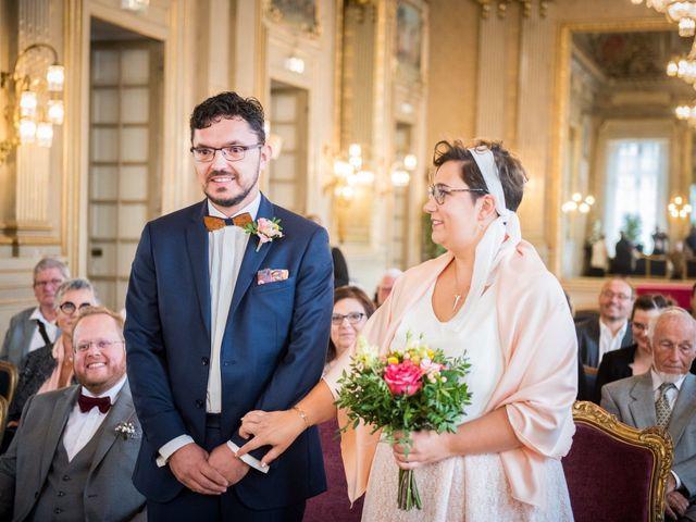 Le mariage de Sylvain et Sophie à Rennes, Ille et Vilaine 20