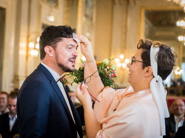 Le mariage de Sylvain et Sophie à Rennes, Ille et Vilaine 23