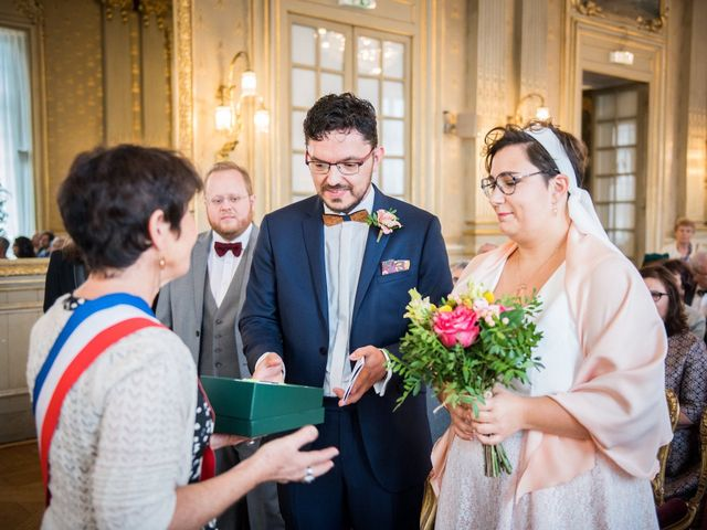 Le mariage de Sylvain et Sophie à Rennes, Ille et Vilaine 24