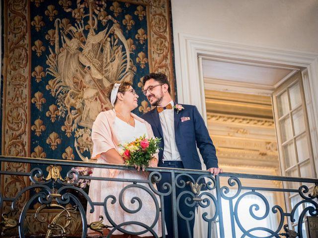 Le mariage de Sylvain et Sophie à Rennes, Ille et Vilaine 25