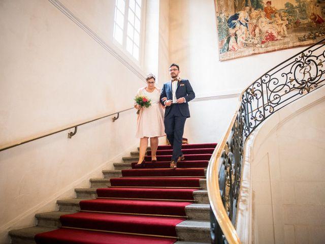 Le mariage de Sylvain et Sophie à Rennes, Ille et Vilaine 26