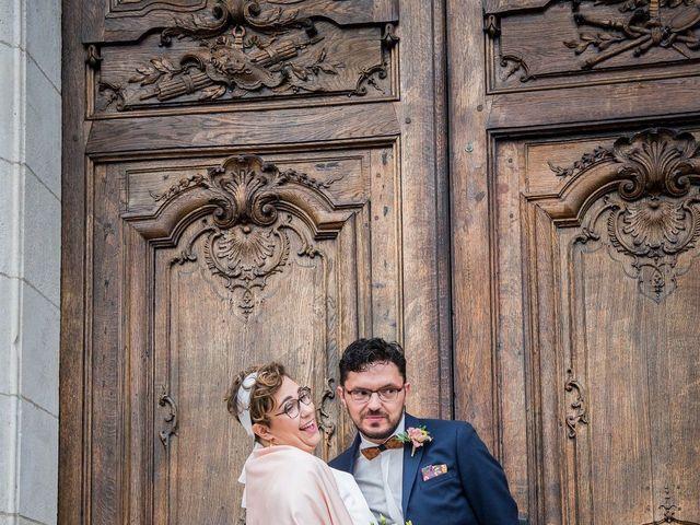 Le mariage de Sylvain et Sophie à Rennes, Ille et Vilaine 27