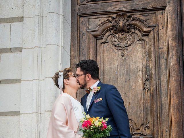 Le mariage de Sylvain et Sophie à Rennes, Ille et Vilaine 28