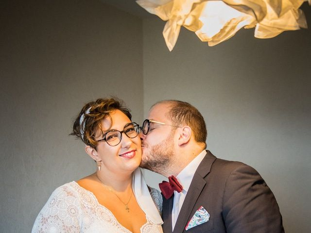 Le mariage de Sylvain et Sophie à Rennes, Ille et Vilaine 34