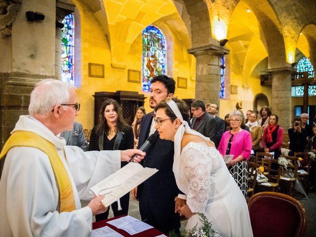 Le mariage de Sylvain et Sophie à Rennes, Ille et Vilaine 46