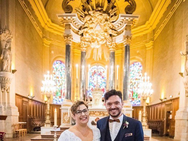 Le mariage de Sylvain et Sophie à Rennes, Ille et Vilaine 58