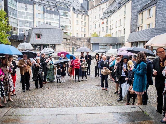 Le mariage de Sylvain et Sophie à Rennes, Ille et Vilaine 60