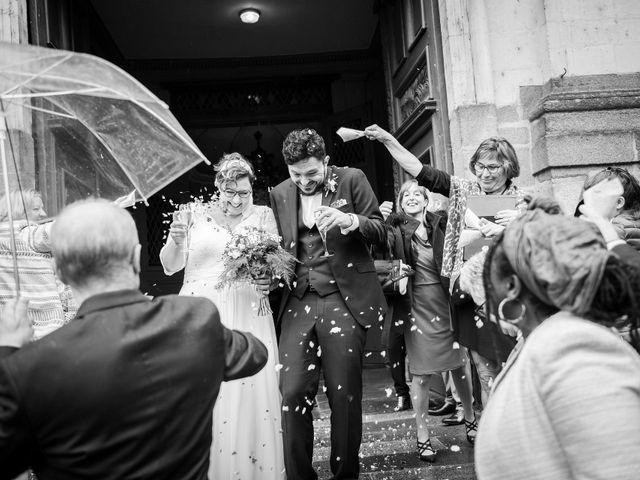 Le mariage de Sylvain et Sophie à Rennes, Ille et Vilaine 62
