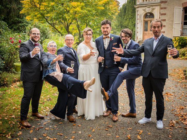 Le mariage de Sylvain et Sophie à Rennes, Ille et Vilaine 81