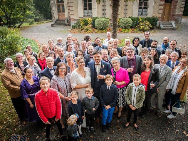 Le mariage de Sylvain et Sophie à Rennes, Ille et Vilaine 82