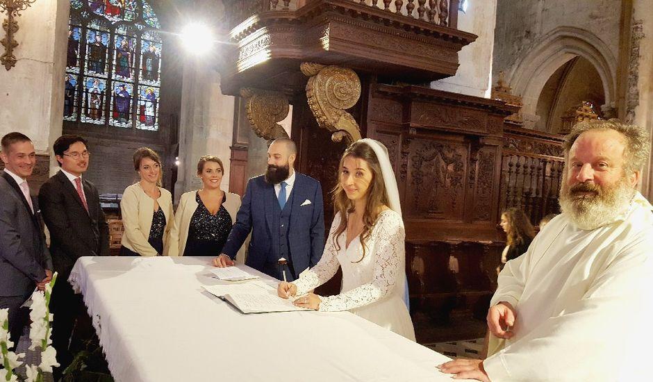 Le mariage de Nicolas  et Mathilde à Pontoise, Val-d'Oise