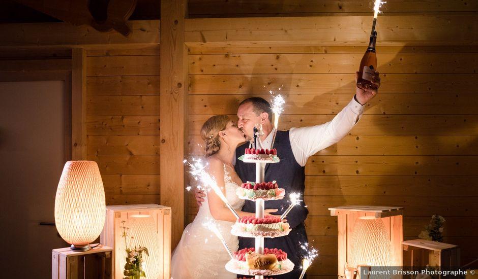 Le mariage de Alain et Laurence à Issenheim, Haut Rhin