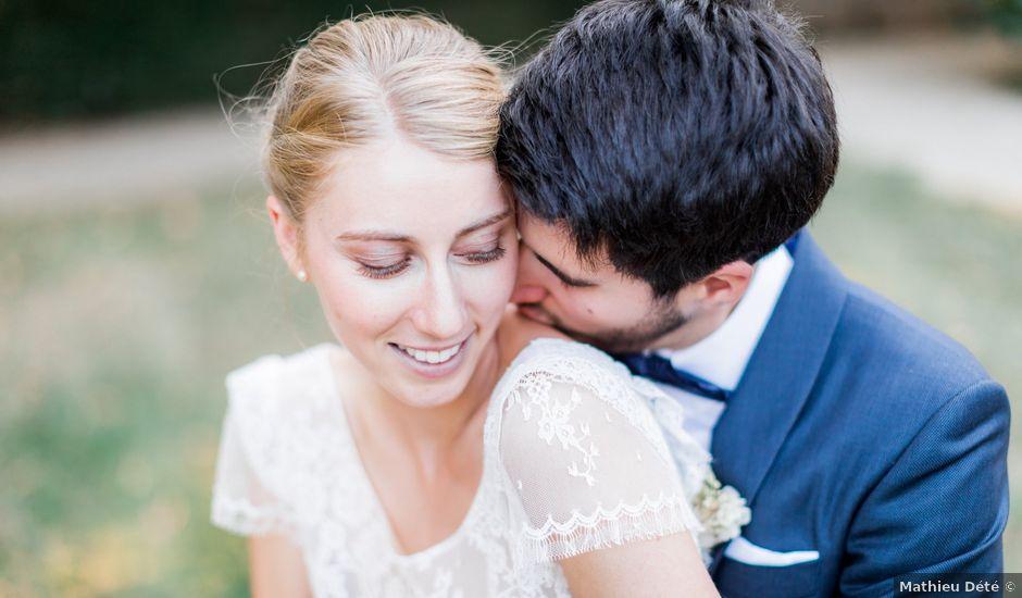 Le mariage de Antoine et Faustine à Rabastens, Tarn