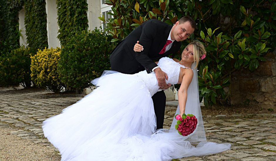 Le mariage de Sarah et Adrien à Livry-Gargan, Seine-Saint-Denis