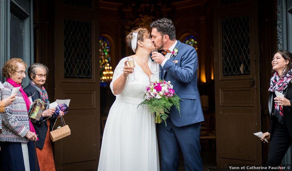 Le mariage de Sylvain et Sophie à Rennes, Ille et Vilaine
