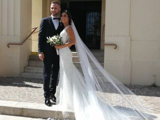 Le mariage de Marie et Romain 1