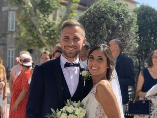 Le mariage de Marie et Romain