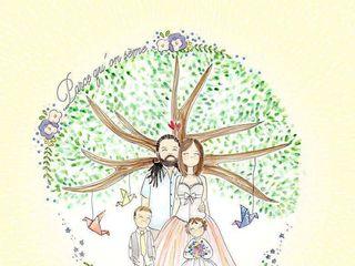 Le mariage de Mélanie et Julien 1
