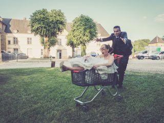 Le mariage de Fabienne & Mathieu  et Giro 2