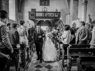 Le mariage de Fabienne & Mathieu  et Giro