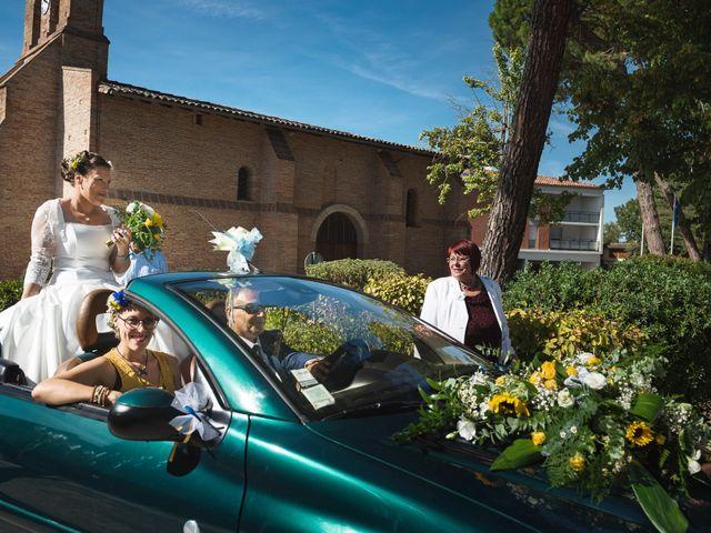 Le mariage de Damien et Lise à Gratentour, Haute-Garonne 10
