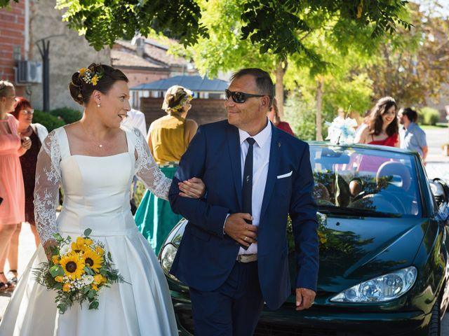 Le mariage de Damien et Lise à Gratentour, Haute-Garonne 11