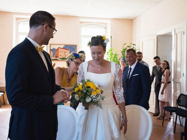 Le mariage de Damien et Lise à Gratentour, Haute-Garonne 12