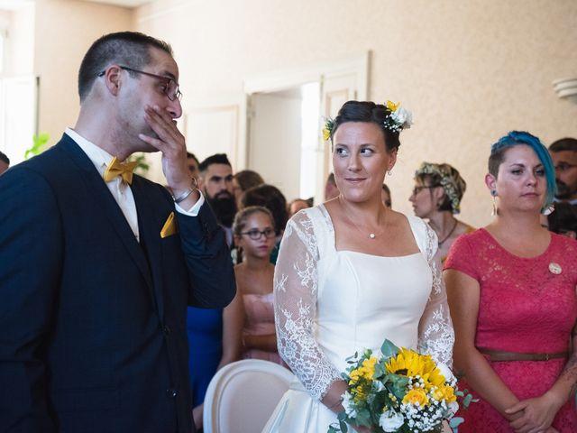 Le mariage de Damien et Lise à Gratentour, Haute-Garonne 13