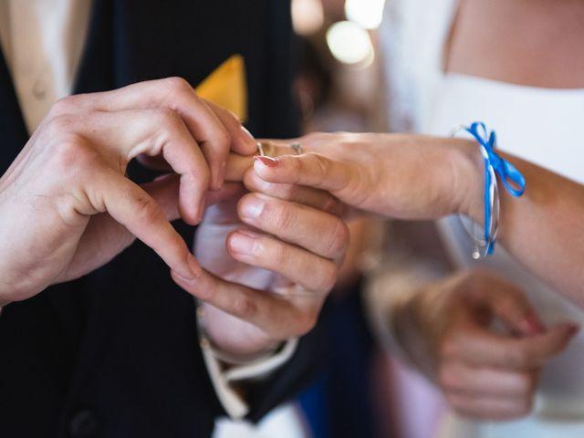 Le mariage de Damien et Lise à Gratentour, Haute-Garonne 14
