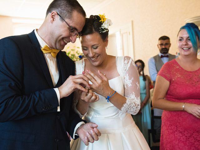 Le mariage de Damien et Lise à Gratentour, Haute-Garonne 15