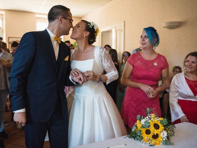 Le mariage de Damien et Lise à Gratentour, Haute-Garonne 16