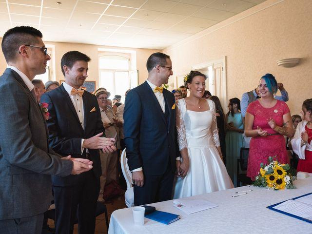 Le mariage de Damien et Lise à Gratentour, Haute-Garonne 17