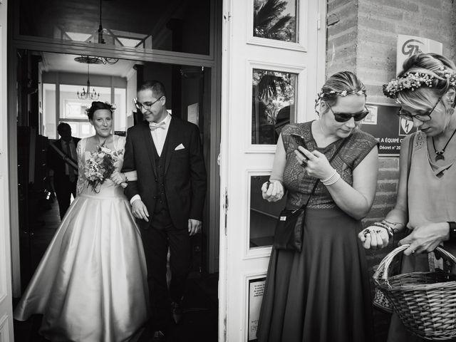 Le mariage de Damien et Lise à Gratentour, Haute-Garonne 22